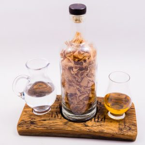 Whisky Barrel Gifts - Dram Holder