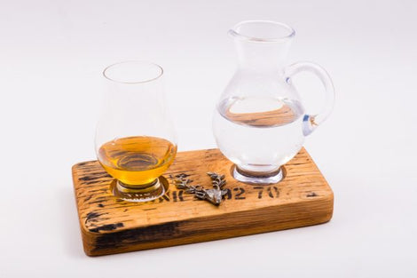 Whisky Tumbler Holders & Dram Tasters