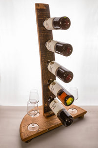 Ben Nevis Whisky Barrel Gift - Wine bottle holder
