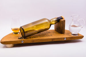 AONACH MOR Whisky Barrel Bottle Holder Gift