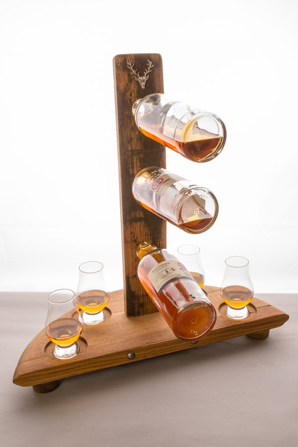 BEN MACDUI Whisky Barrel Bottle Holder