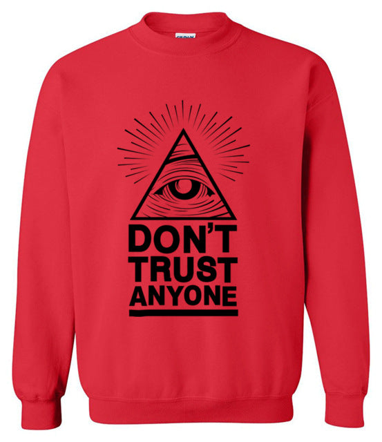 Men's Illuminati Seeing Eye Sweater