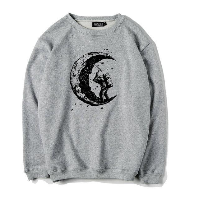 THE COOLMIND Crewneck Sweatshirt