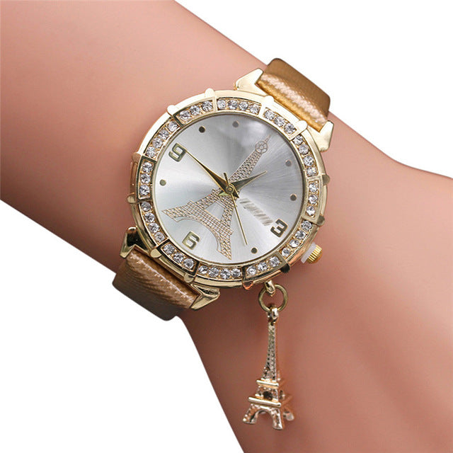 Women's Eiffel Tower Watch