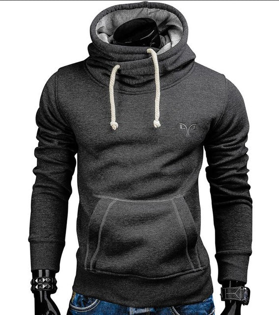 Men's Turtleneck Sportswear Sweatshirt