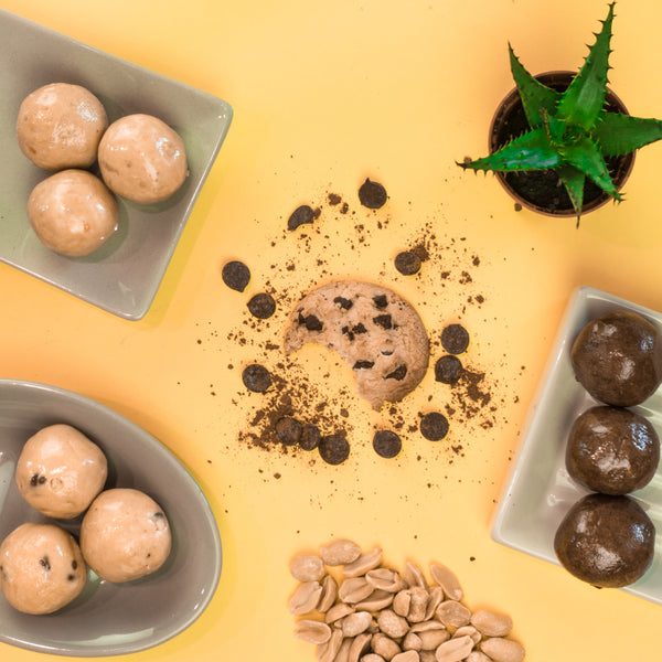 Mixed Pack Protein Balls