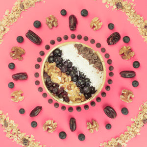 🆕 Blueberry Smoothie Bowl