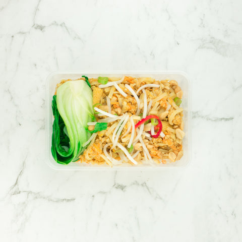 🆕 Chicken Pad Thai