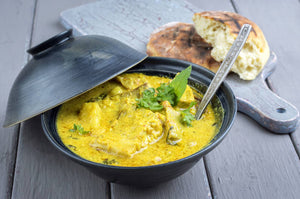 Turmeric And Coconut Fish Curry