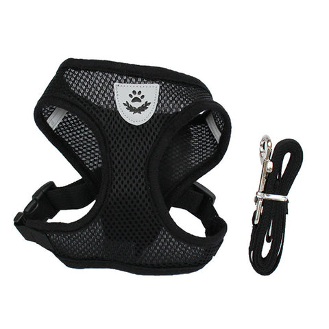 Dog Harness Multiple Color
