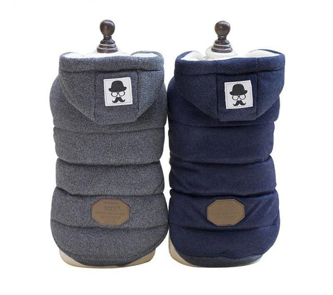 Dog down jacket/cotton clothes Winter Coat Jackets