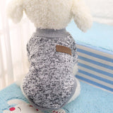 Warm Dog Clothes For Small Dogs Classic Outfit 25S1