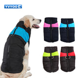 Winter Dog Clothes Puppy Waterproof For Small Medium Large Dogs S-4XL B06