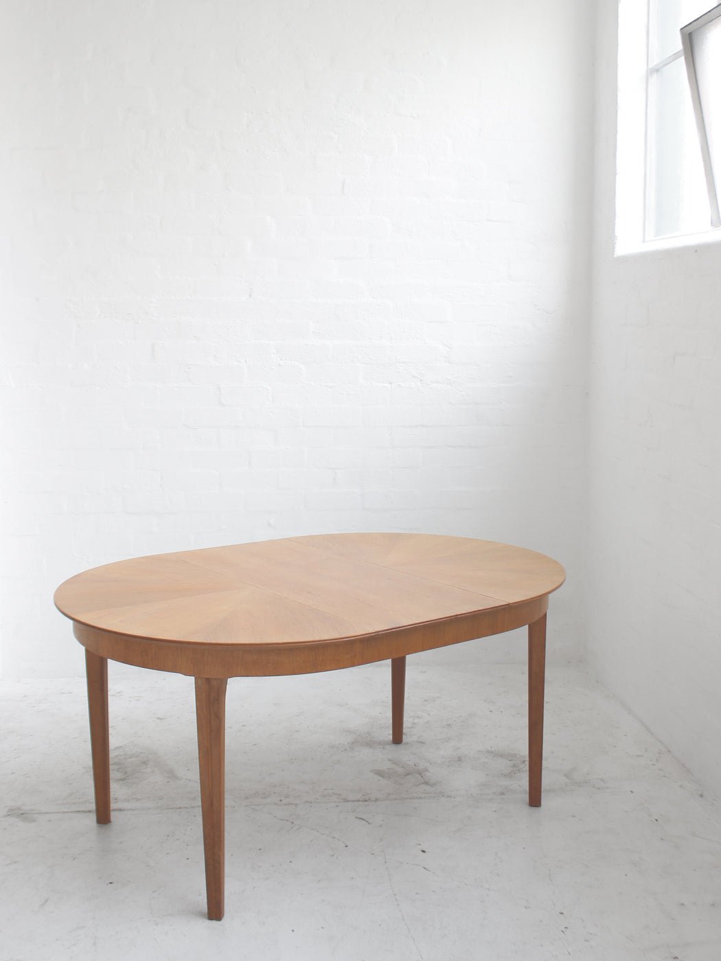 Danish Oak Dining Table