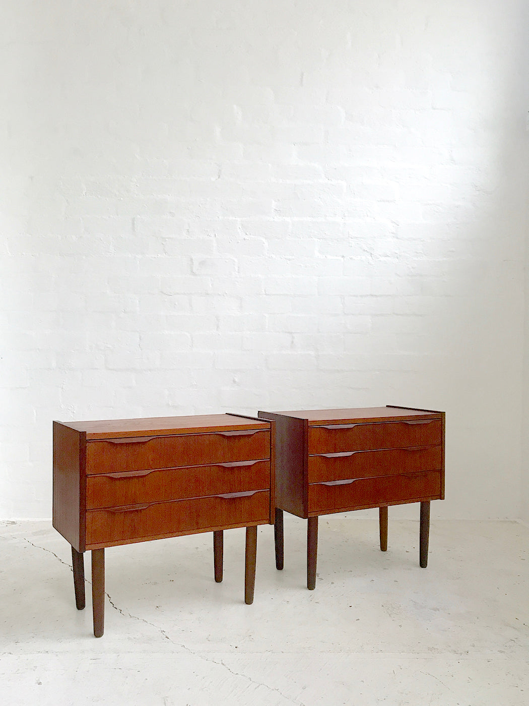 Danish Teak Drawers