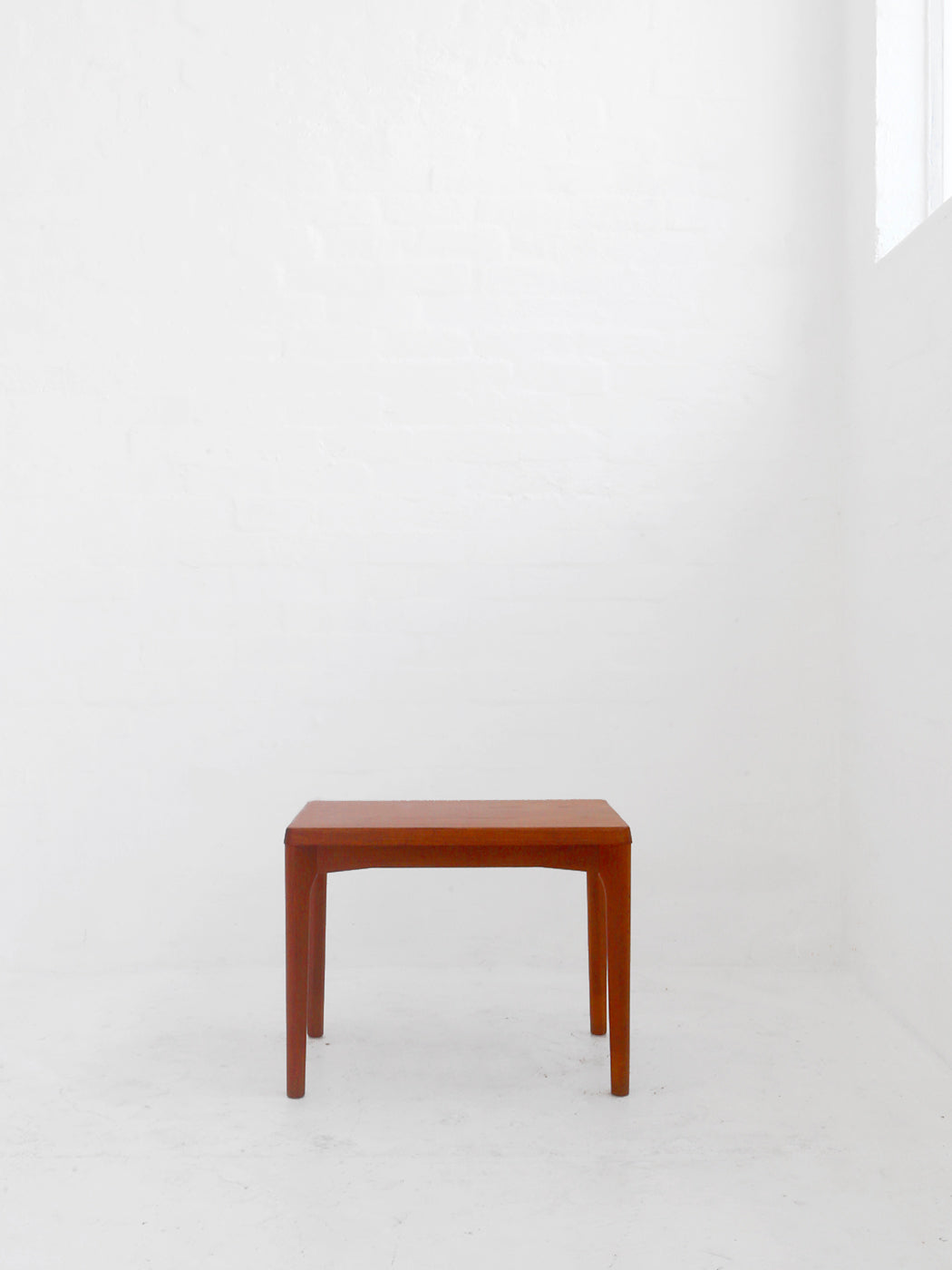 Henning Kjaernulf Teak Side Table