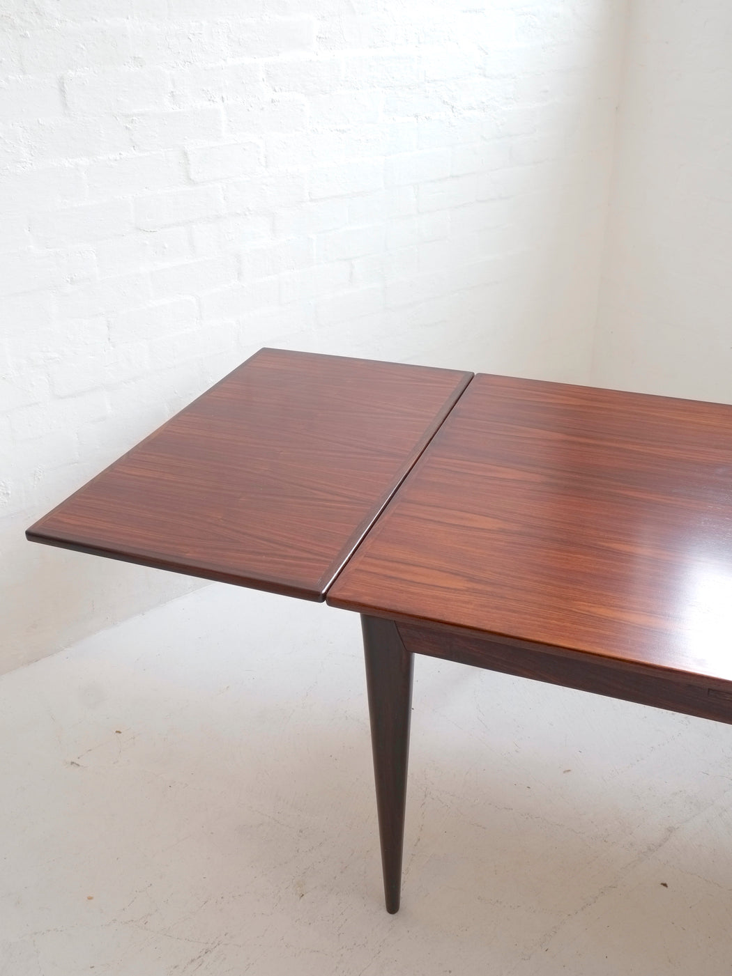 Niels O.Møller Rosewood Dining Table