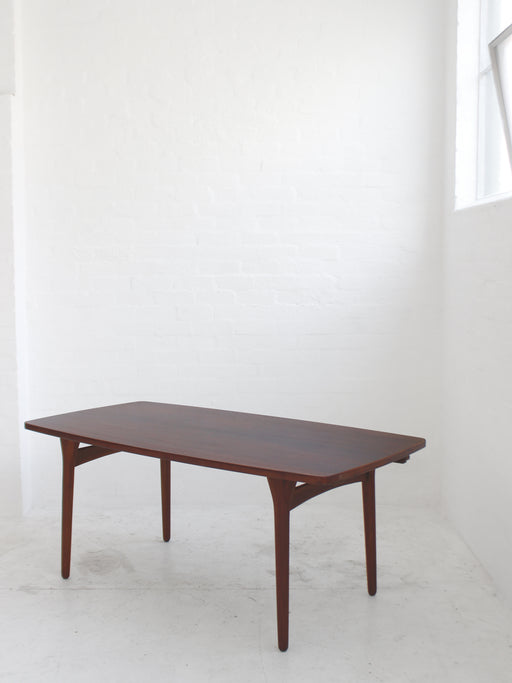 Henning Kjaernulf Rosewood Dining Table