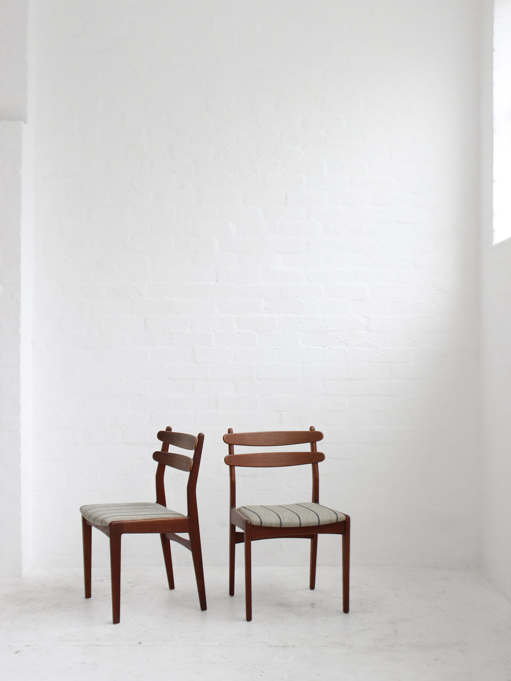 Kurt Olsen 'Ladderback' Chairs