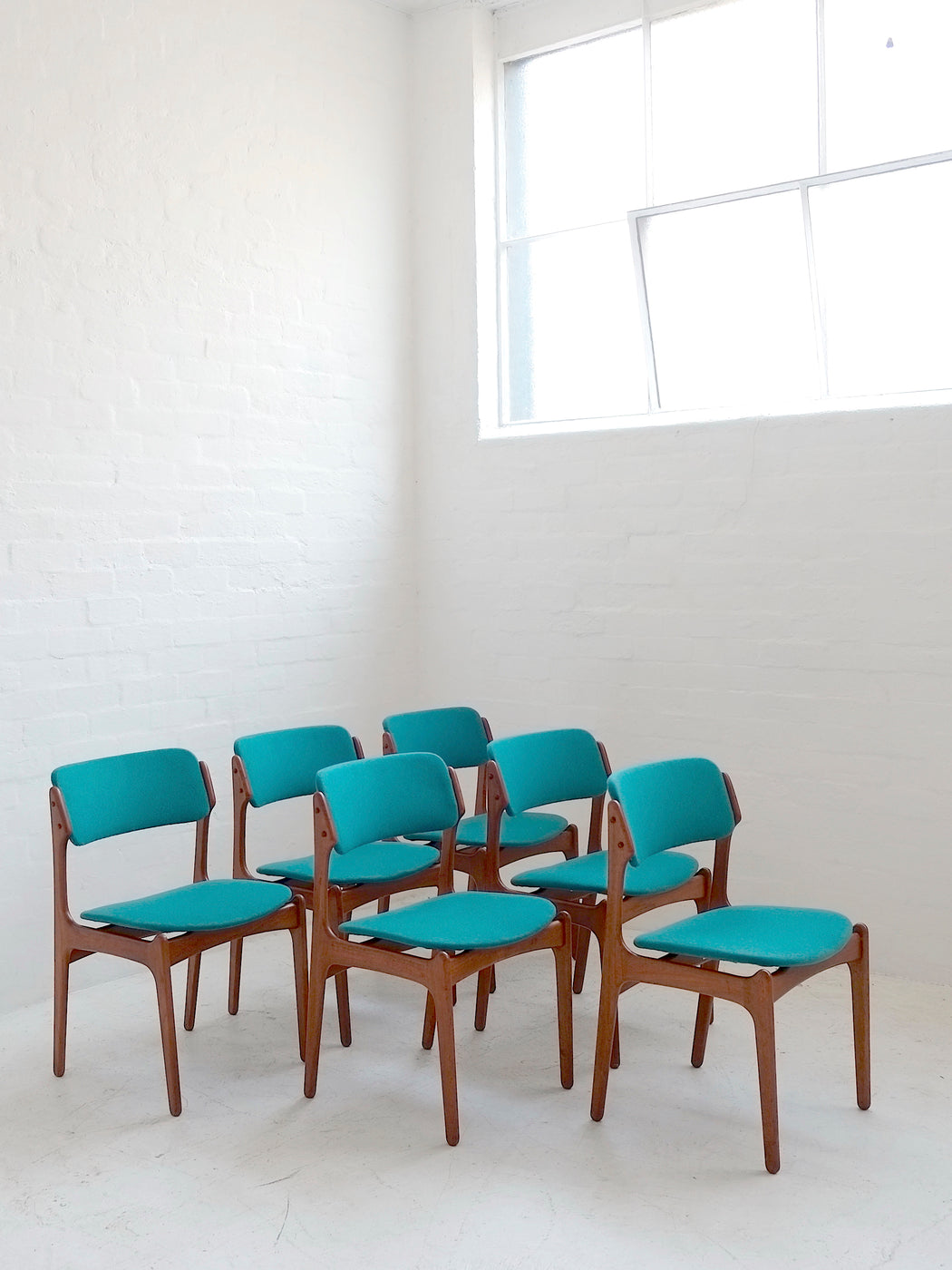Erik Buch 'Model OD50' Chairs