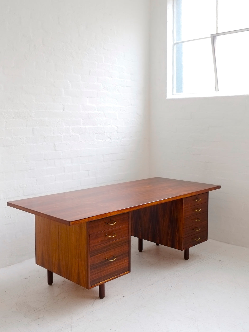 Danish Rosewood Desk