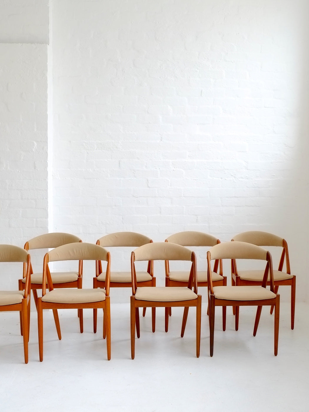 Kai Kristiansen 'Model 31' Chairs