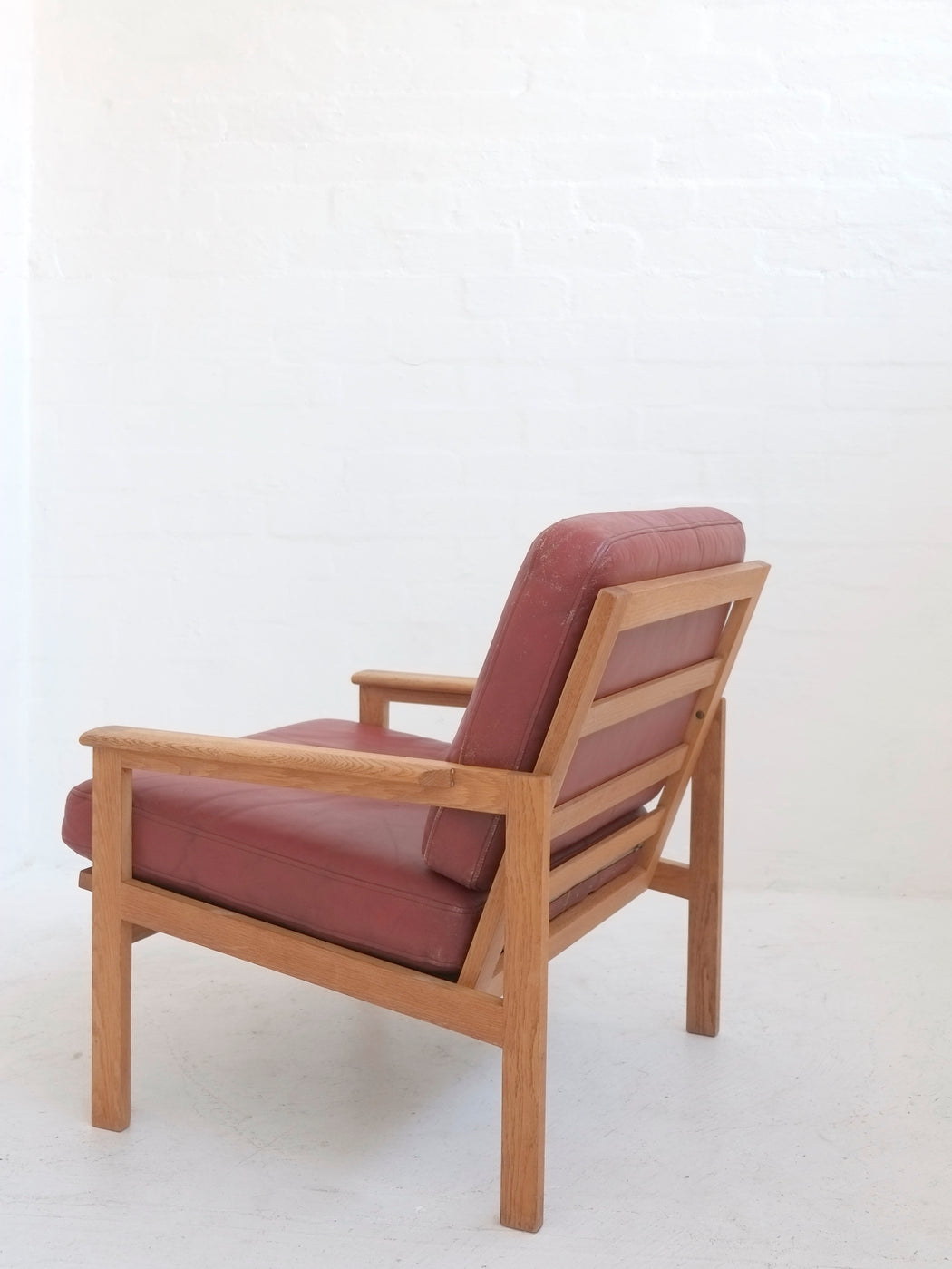 Illum Wikkelso 'Capella' Chair
