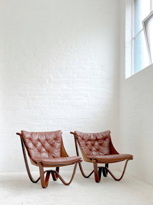 Otto Thams Easy Chairs