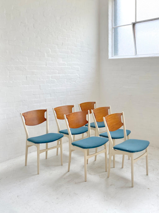 Helge Sibast 'Model 42A' Dining Chairs