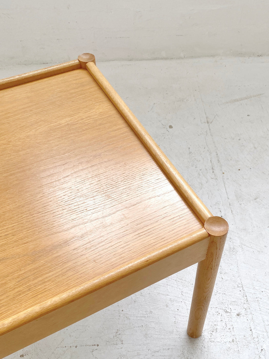 Danish Oak Coffee/Side Table