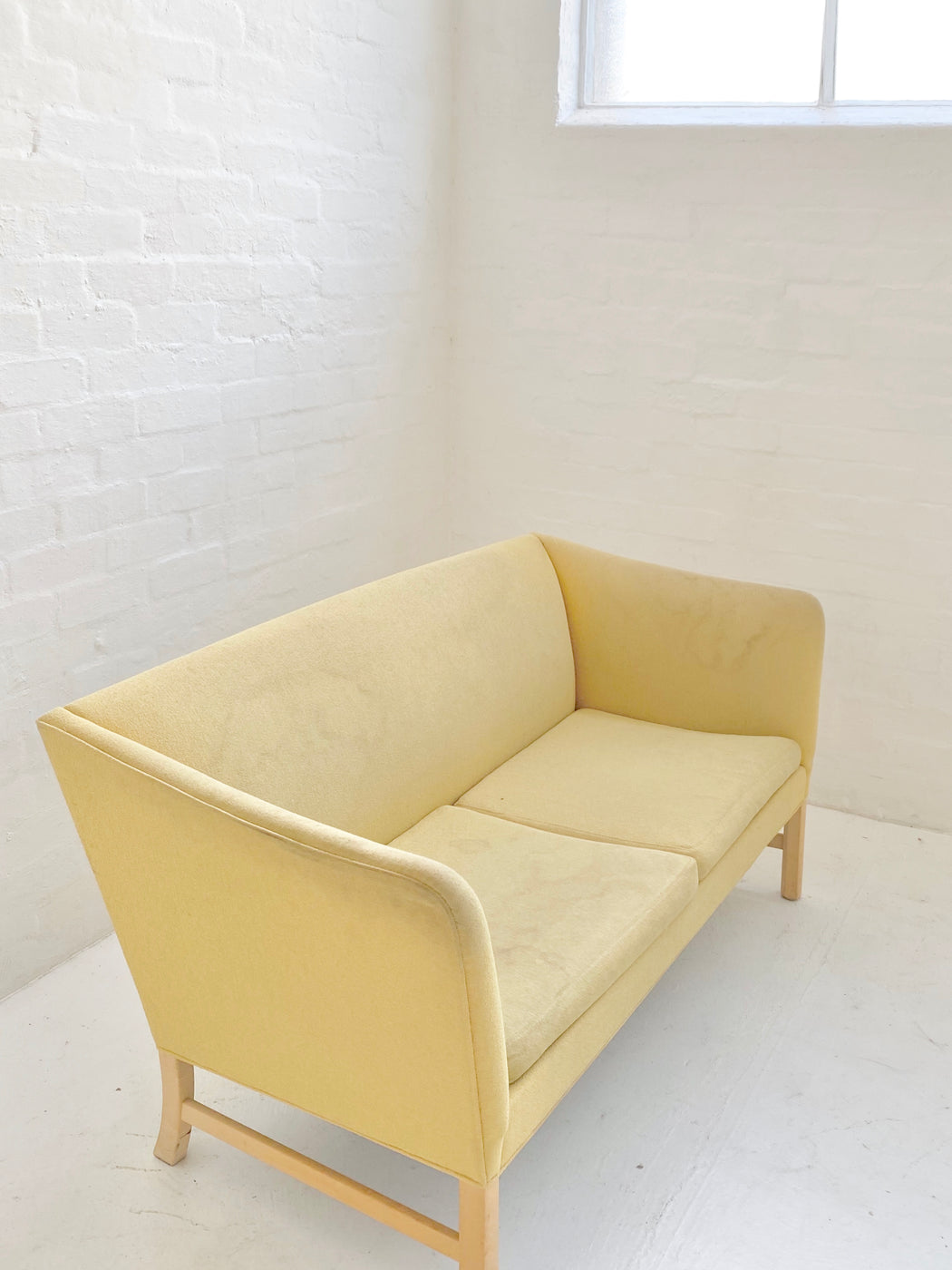 Ole Wanscher Model 'OW602' Sofa