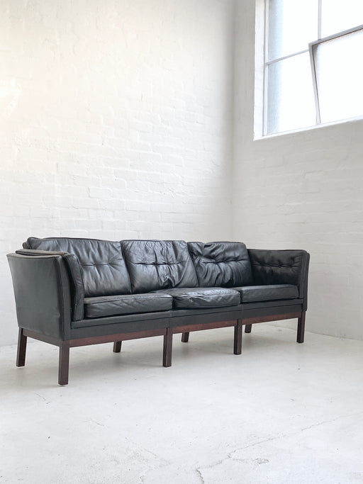 Skipper Leather Sofa