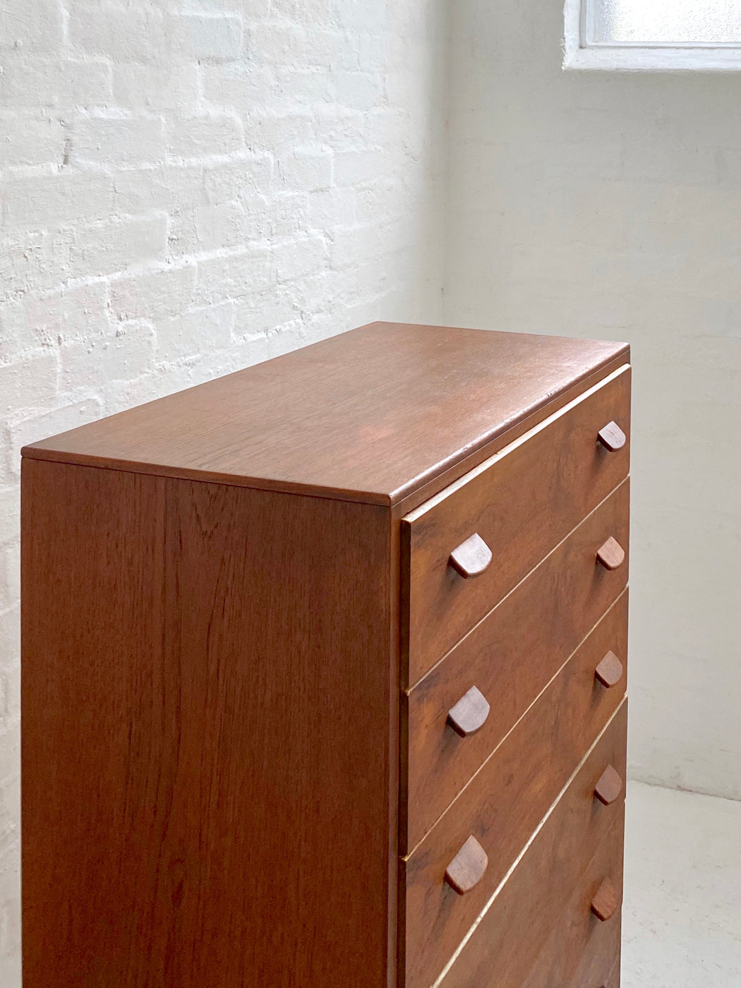 Poul Volther 'Model F17' Tallboy Drawers