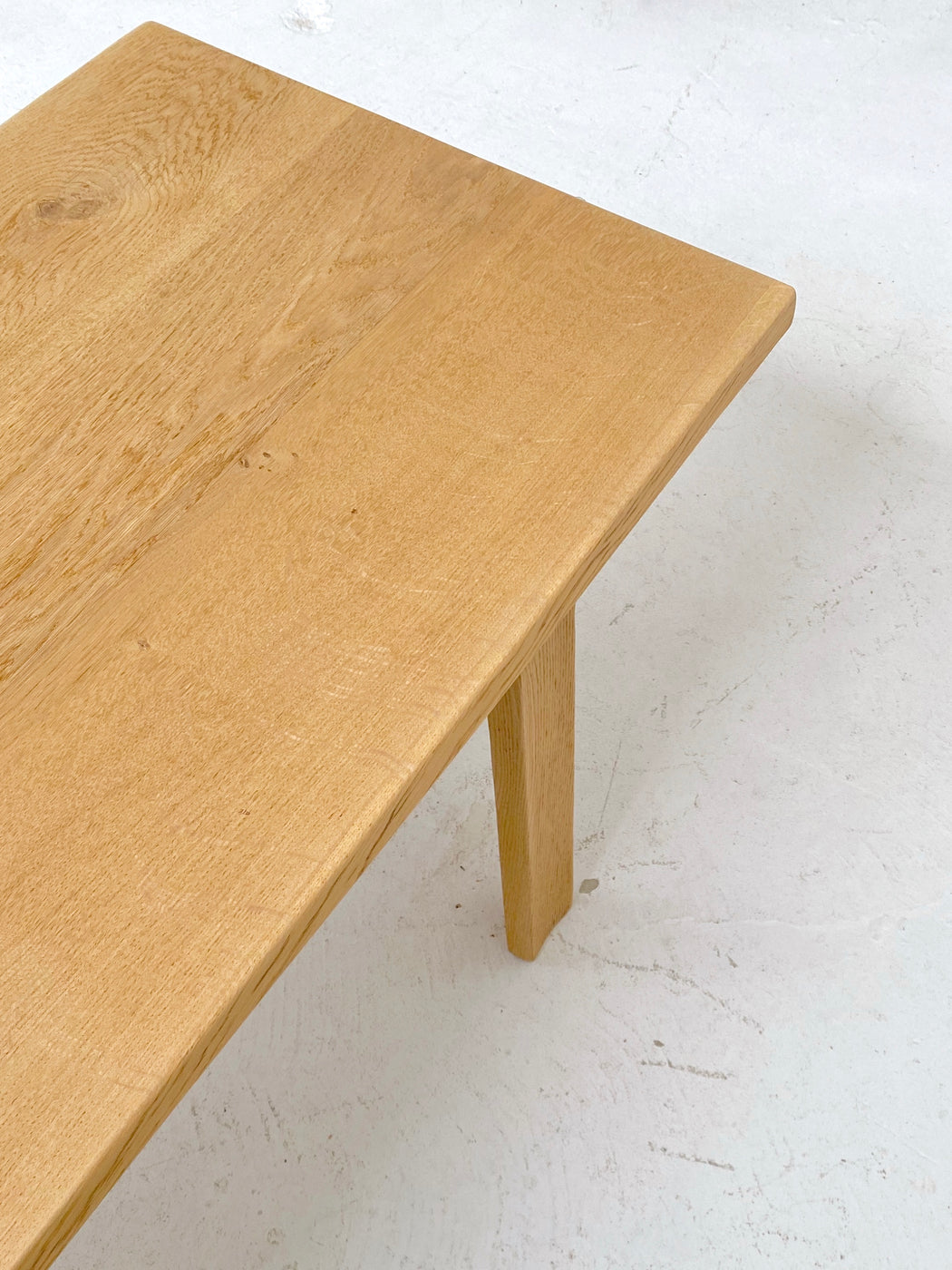 Danish Oak Coffee Table