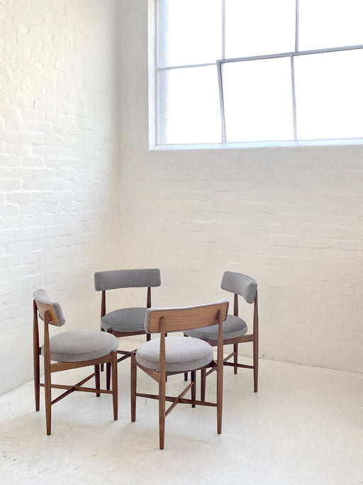 Victor Wilkins 'Fresco' Chairs