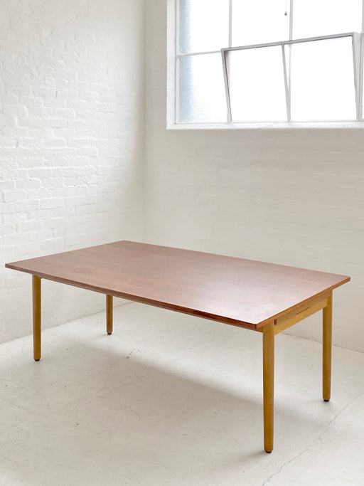 Large Danish Dining Table