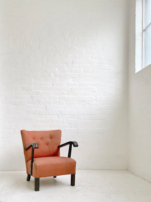 Danish 1940s Easy Chair
