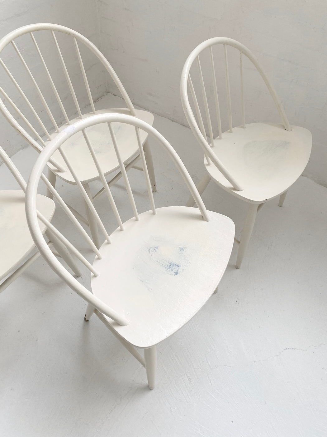 Illum Wikkelso Chairs
