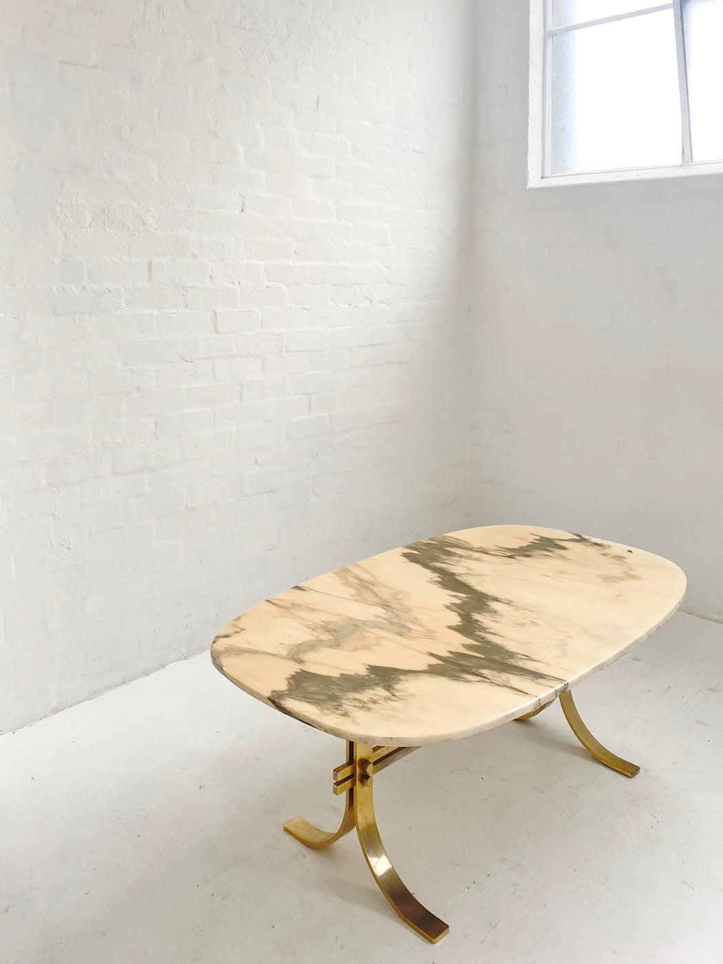 Vintage Marble Coffee Table