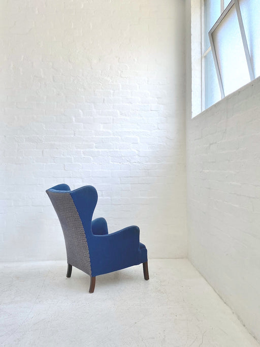 Danish Wingback Chair