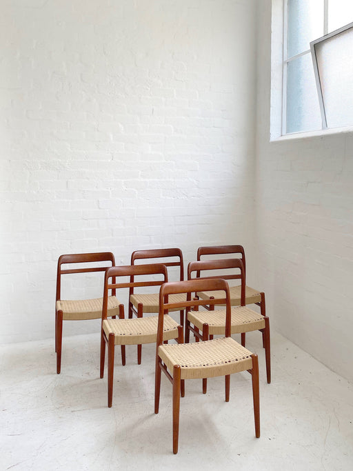 Alf Aarseth 'Model #145' Dining Chairs