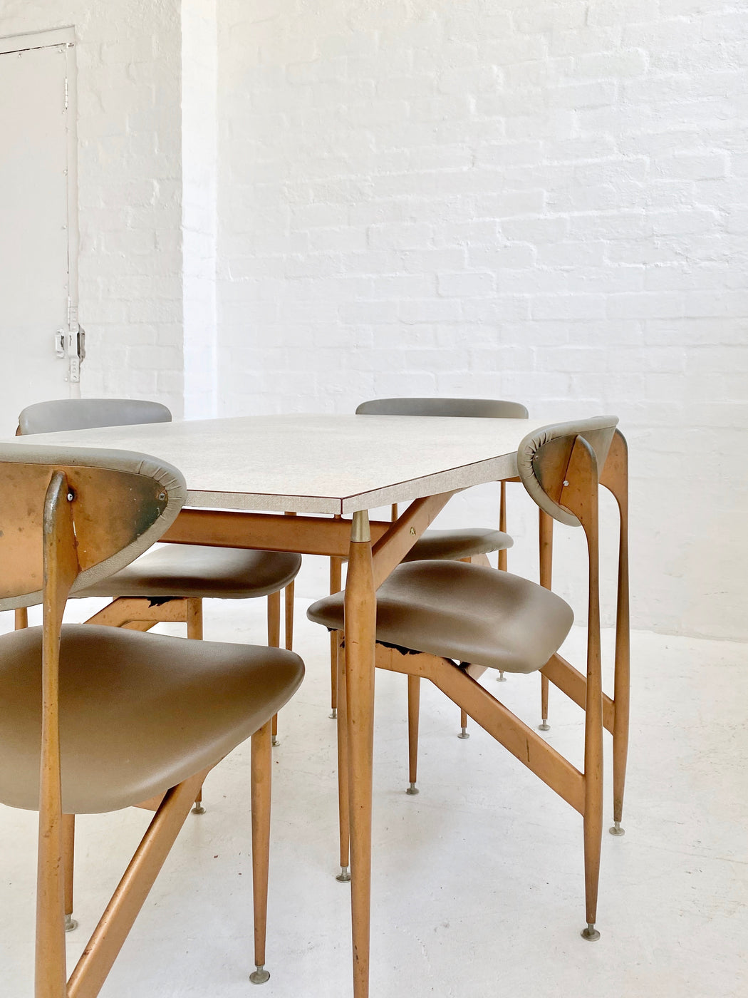 Grant Featherston 'Scape' Dining Setting