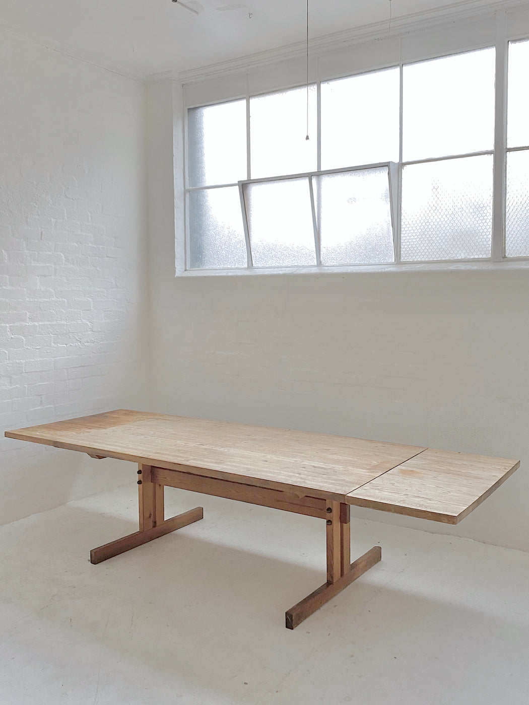 Danish Shaker Dining Table