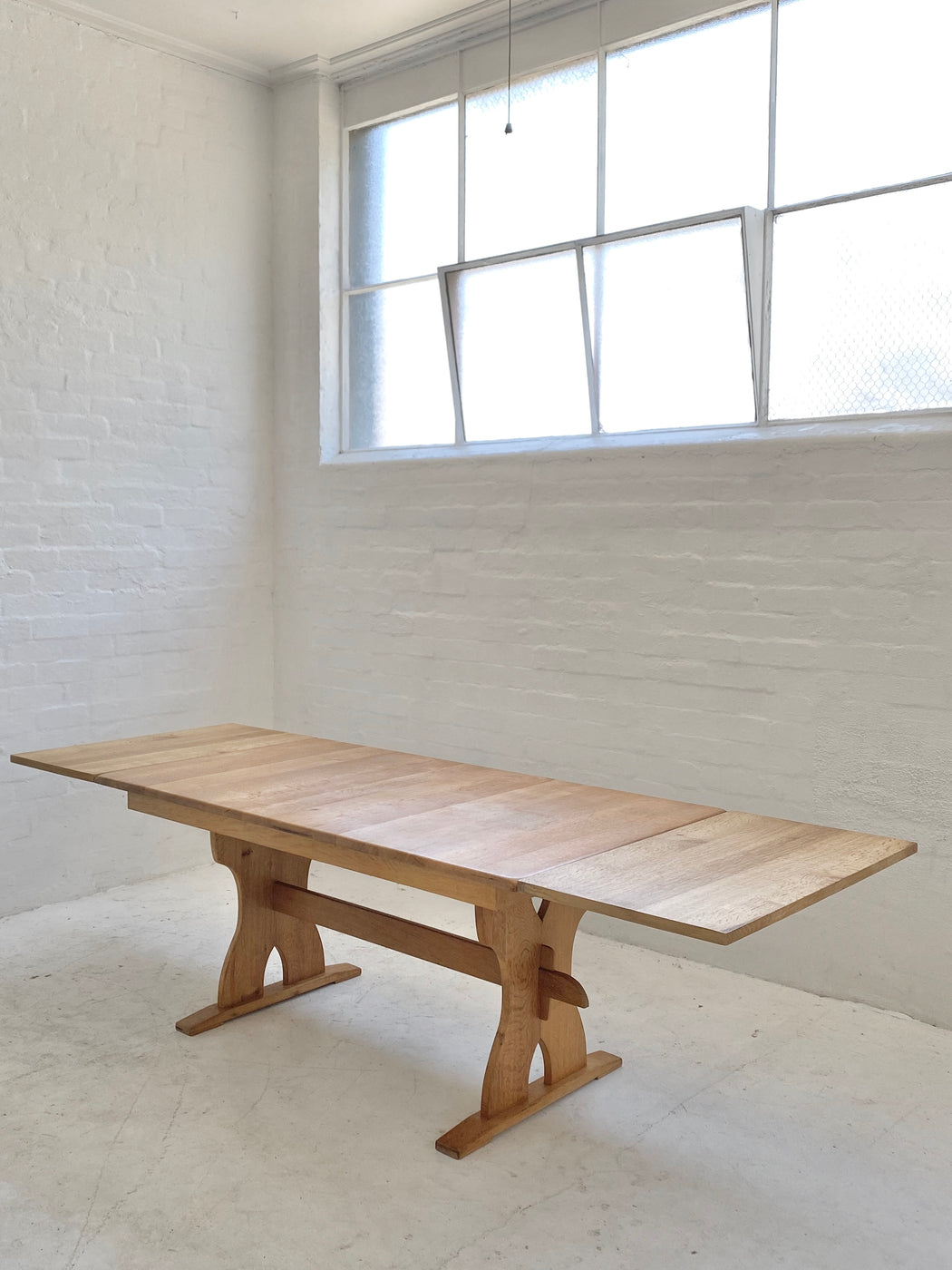 Danish Oak 'Folk' Table