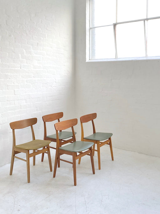Farstrup 'Mosbol' Dining Chairs