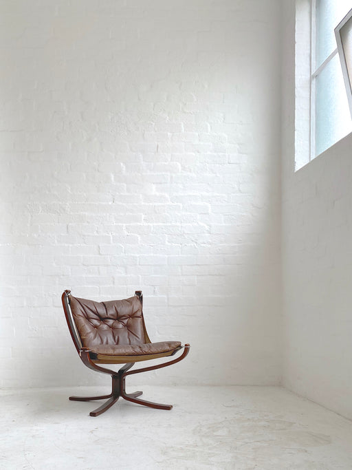 Sigurd Ressell 'Falcon' Chair