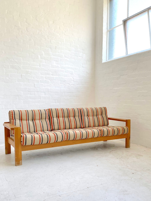 Danish Three Seat Sofa