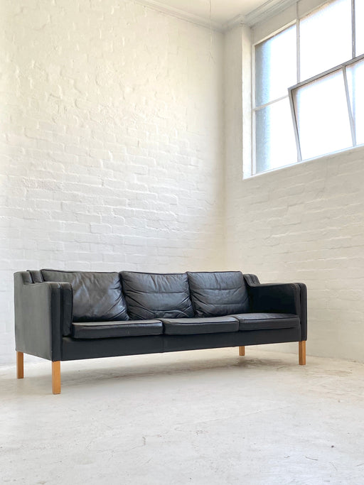 Stouby 'Eva' Leather Sofa