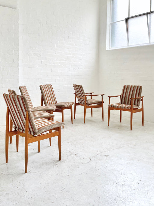 Parker 'Model 118' Chairs