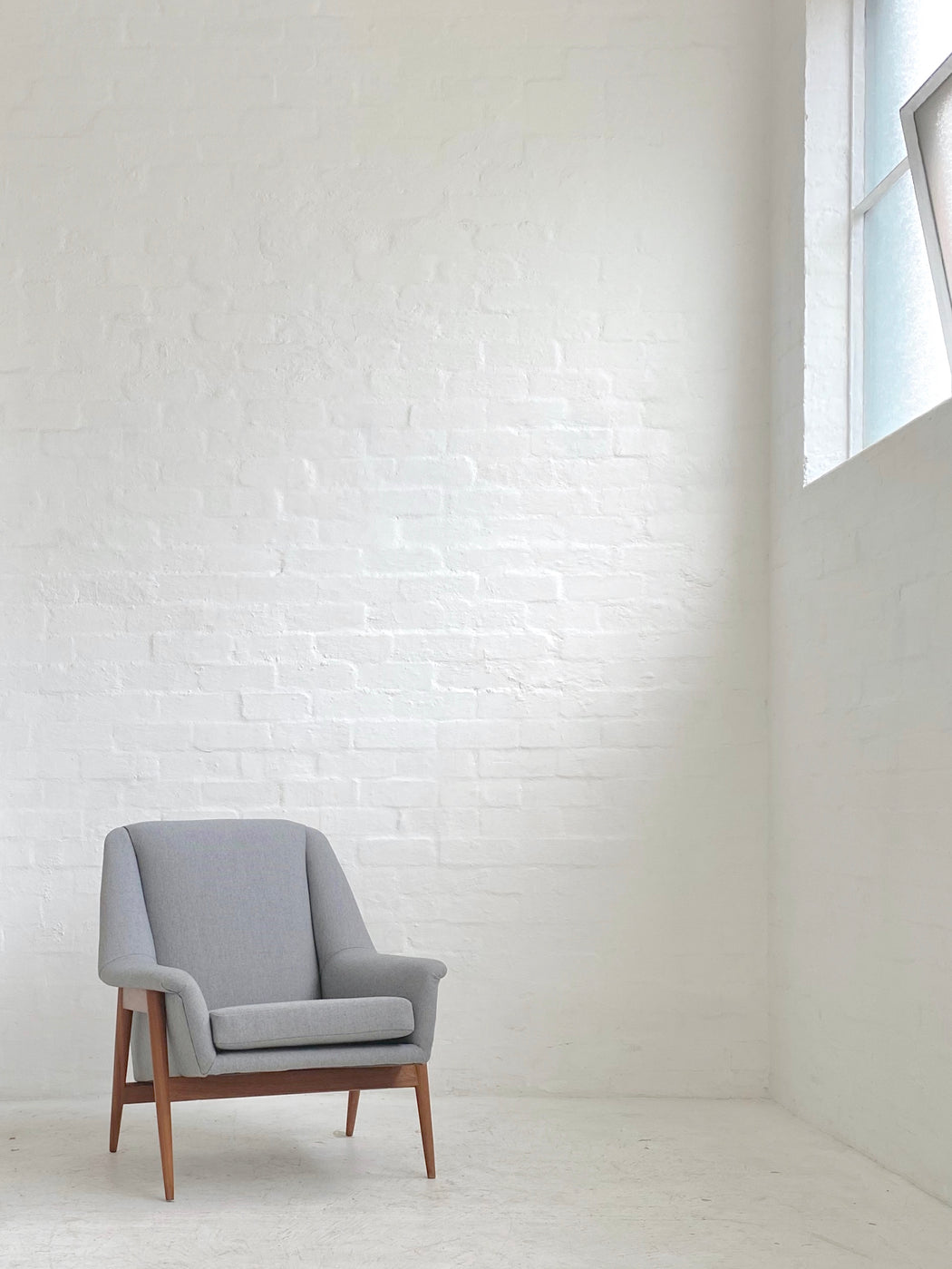 Folke Ohlsson Lounge Chair